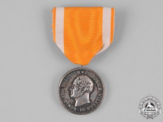 Prussia, State. A Life Saving Medal, c.1890
