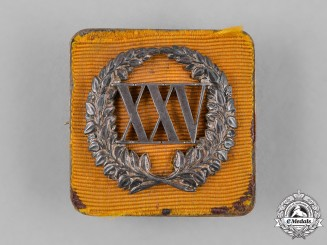 Germany, Imperial. A 25-Year Long Service Clasp