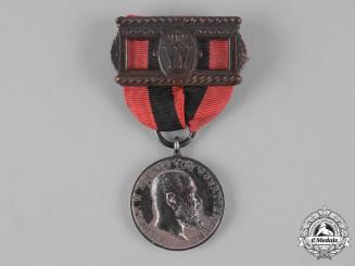 Württemberg, Kingdom. A King Karl Recognition Medal, by K. Schwenzer