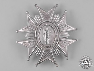 Tuscany, State. An Order of Saint Joseph, Grand Cross Star, by C.F. Rothe, c.1900