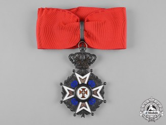 Portugal, Kingdom. A Military Order of Christ, Special Model Commander, c.1900