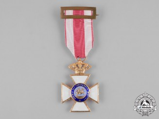 Spain, Kingdom. A Royal & Military Order of St. Hermenegildo, Knight, c.1975