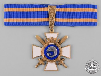 Portugal, Republic. An Order of Naval Merit, Commander
