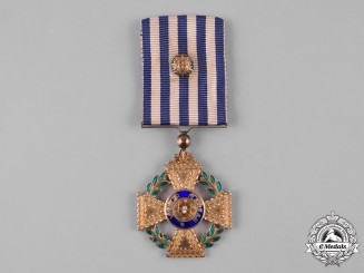 Portugal, Republic. A Cross for Military Bravery, Knight, c.1945