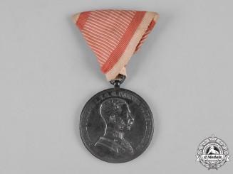 Austria, Empire. A Bravery Medal, I Class Silver Grade, c.1917