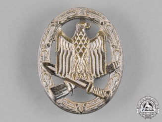 Germany, Federal Republic. A General Assault Badge, 1957 Version