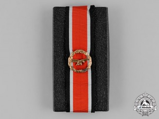 Germany, Federal Republic. A Cased Luftwaffe Honour Roll Clasp, 1957 Version