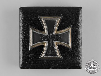 Germany, Federal Republic. A Cased 1939 Iron Cross I Class, 1957 Version
