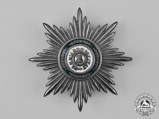 Russia, Imperial. An Order of Saint Stanislaus, I Class Star, by Keibel, c.1893