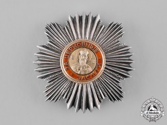 Russia, Soviet Union. An Order of St. Equal-to-the-Apostles Prince Vladimir, II Class Star, c.1960