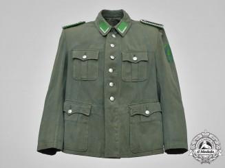 Germany, Ordnungspolizei. A Schutzmannschaft Oberwachtmeister Service Tunic
