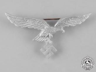 Germany, Luftwaffe. An Officer's Summer Tunic Breast Eagle, by Assmann