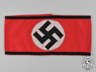 Germany, SS. An SS Armband