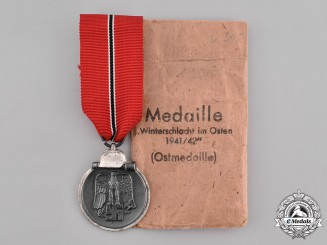 Germany, Wehrmacht. An Eastern Front Medal by the Prussian State Mint