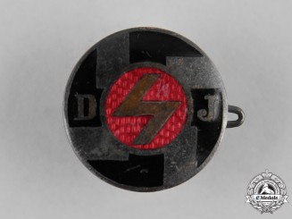 Germany, DJ. A Membership Pin