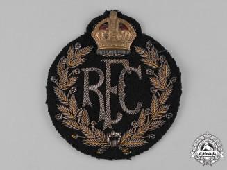 Canada, Dominion. A Royal Flying Corps (RFC) Blazer Patch, c.1930