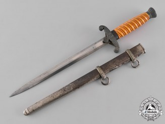 Germany, Heer. An Officer's Dagger, by E. & F. Hörster