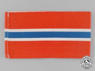 Germany, SS. A Waffen-SS Norwegian Volunteer Legion Armband
