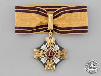Lithuania, Republic. An Order of Grand Duke Gediminas, II Class, c.1935