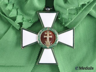 Hungary, Kingdom. An Order of Merit, I Class Grand Cross, c.1935