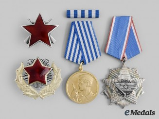 Yugoslavia, Socialist Federal Republic. A Lot of Four Items