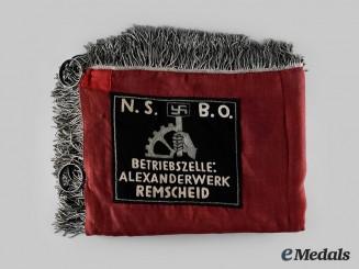 Germany, NSBO. An Alexanderwerk Remscheid Standard Flag