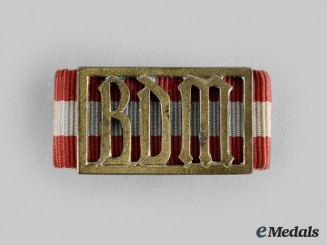Germany, BDM. A League of German Girls Proficiency Clasp, by Ferdinand Hoffstätter