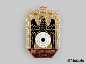 Germany, DSB. A German Shooting Association Badge