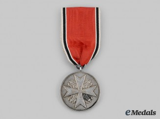 Germany, Third Reich. An Order of the German Eagle, Silver Merit Medal, by the Prussian State Mint