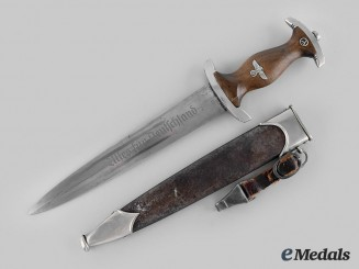 Germany, SA. A Ground Röhm Dagger, by Stöcker & Co.
