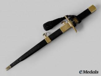 France, III Republic. An NCO Air Force Dagger, c.1935