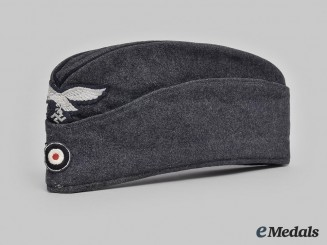 Germany, Luftwaffe. An EM/NCO's Overseas Field Cap