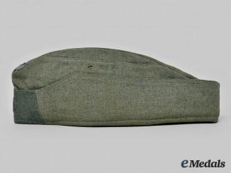 Germany, Heer. An EM/NCO's M34 Overseas Cap