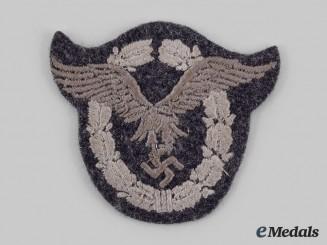 Germany, Luftwaffe. A Pilot's Badge, Cloth Version