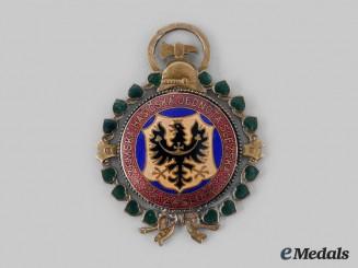 Czechoslovakia, First Republic. A Silesia Fire Brigade Merit Medal
