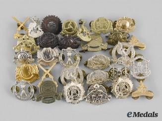 Ireland, Republic. A Lot of Thirty Regimental Badges