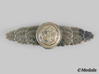 Germany, Kriegsmarine. A Naval Front Clasp