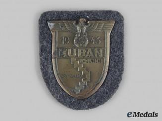 Germany, Wehrmacht. A Kuban Shield, Luftwaffe Issue