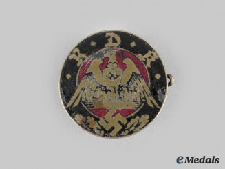 Germany, RDK. A Reich Union of Large Families Membership Badge