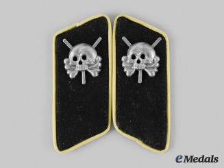 Germany, Heer. A Set of Armoured Reconnaissance Personnel Collar Tabs