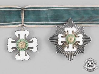Brazil, Republic. An Order of Military Merit, Grand Officer, c.1960