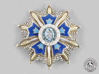 Guatemala, Republic. An Order of the Quetzal, I Class Grand Cross Star, c.1960