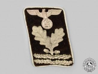 Germany, NSDAP. An Orts-Level Hauptbereichsleiter Collar Tab