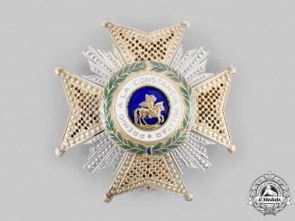 Spain, Fascist State. A Royal and Military Order of St Hermenegildo, Commander, c.1955