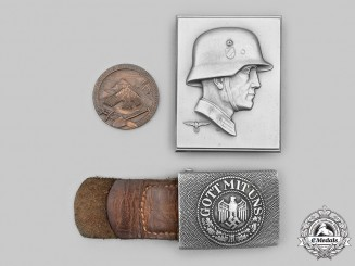 Germany, Heer. A Lot of Heer Accessories and Insignia