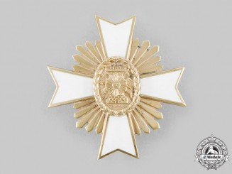 Argentina, Republic. An Order of May for Military Merit, I Class Grand Cross Star, c.1960