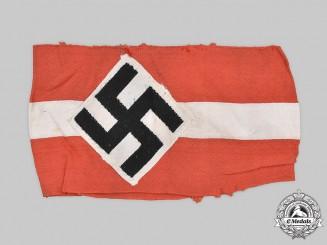Germany, HJ. A HJ Member's Armband