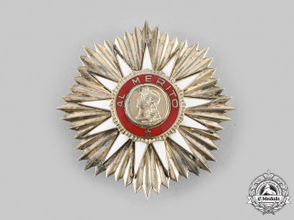 Argentina, Republic. An Order of May for Merit, I Class Grand Cross Star, c.1960