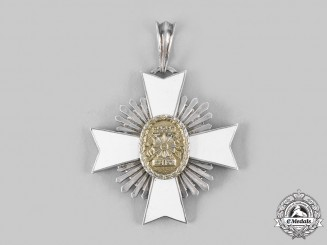Argentina, Republic. An Order of May for Military Merit, II Class Grand Officer, c.1960