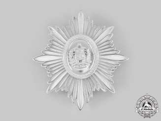 Venezuela, Bolivarian Republic. An Order of the Liberator, III Class Commander Star, c.1970